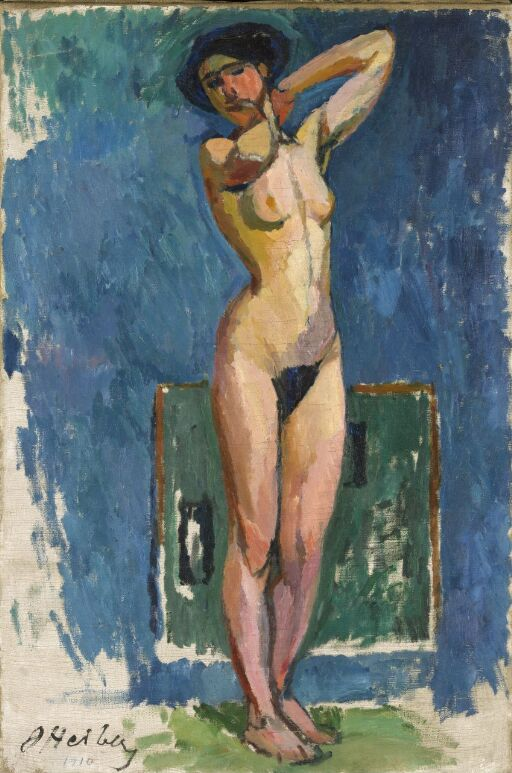Female Nude