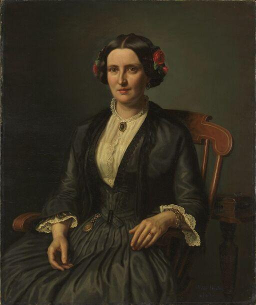 Azora Laurette Bull, født Wittrup