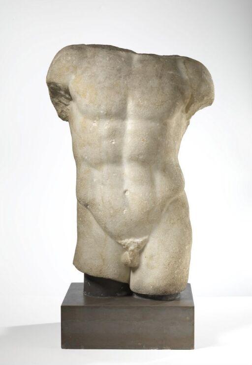 Torso, variant of Hermes Pitti