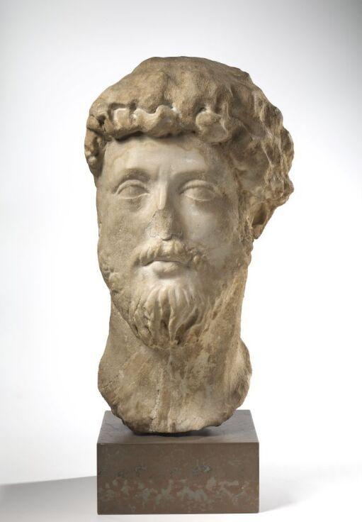 Portrait of Marcus Aurelius, 3rd type