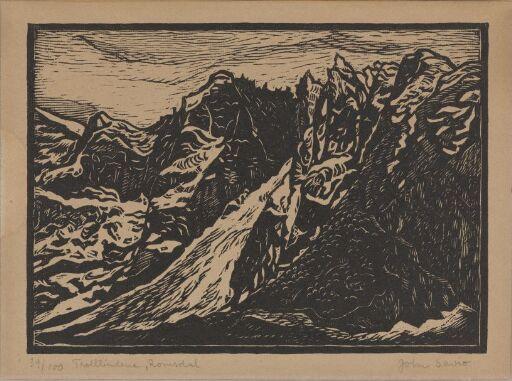 Trolltindene, Romsdal