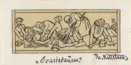 "Soper hver krok. Til ""Svartedauen"", 1900"
