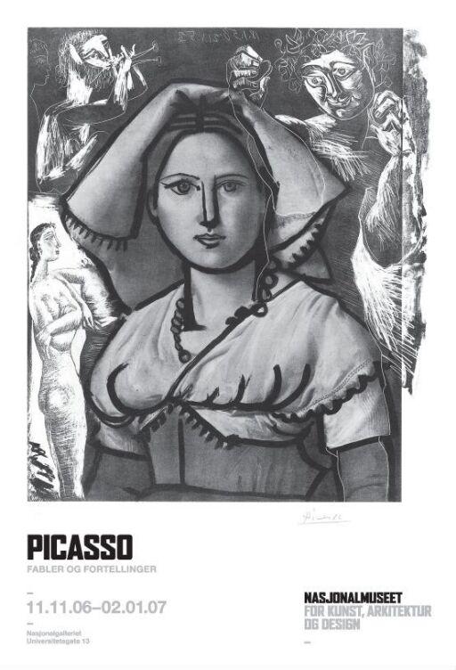 Picasso. Fabler og fortellinger