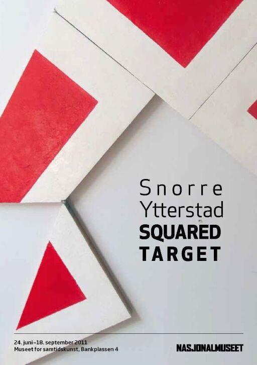 Snorre Ytterstad. Squared Target