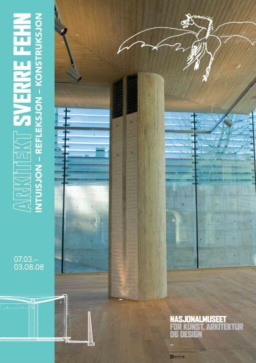 Arkitekt SVERRE FEHN. intuisjon - refleksjon - konstruksjon
