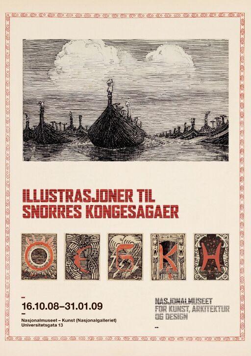 Illustrasjoner til Snorres kongesagaer
