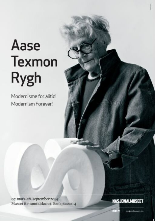 Aase Texmon Rygh. Modernism Forever!