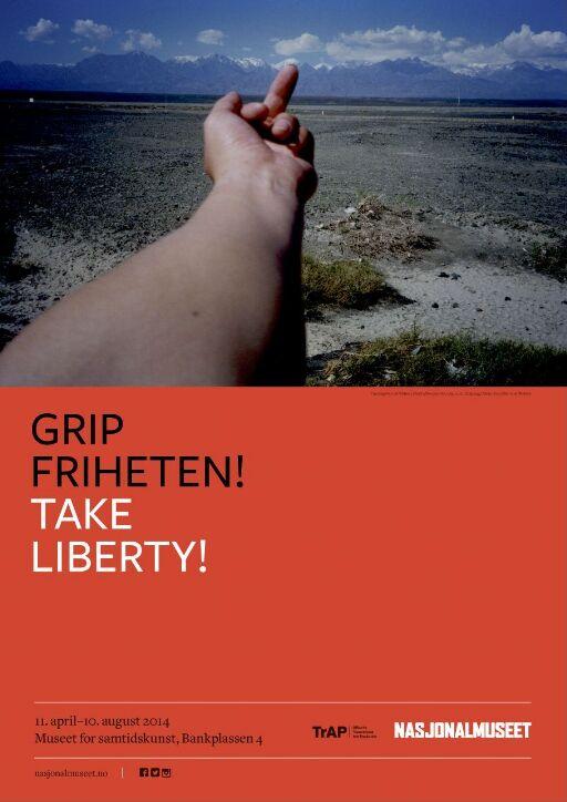 Grip friheten!