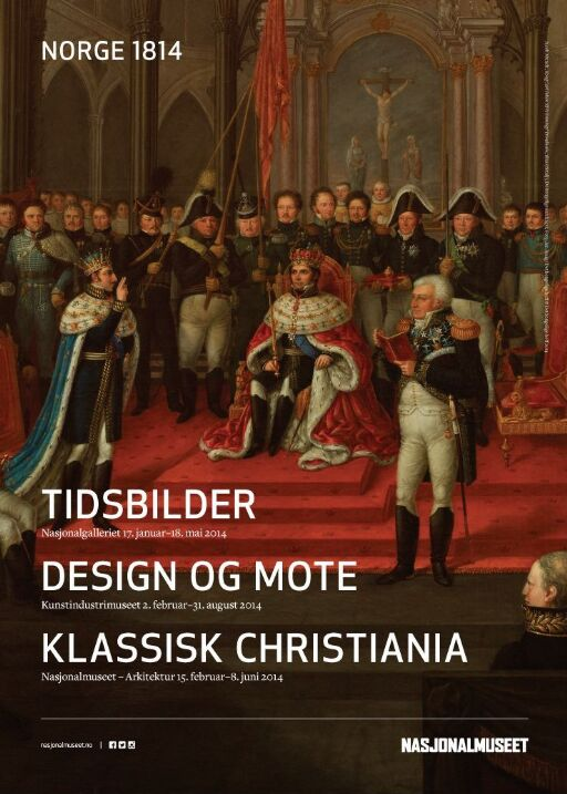 Tidsbilder. Norge 1814